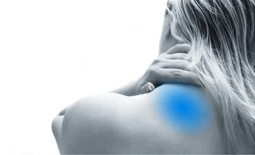 Women's shoulder pain