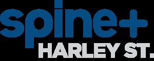 SpinePlus Harley Street Logo