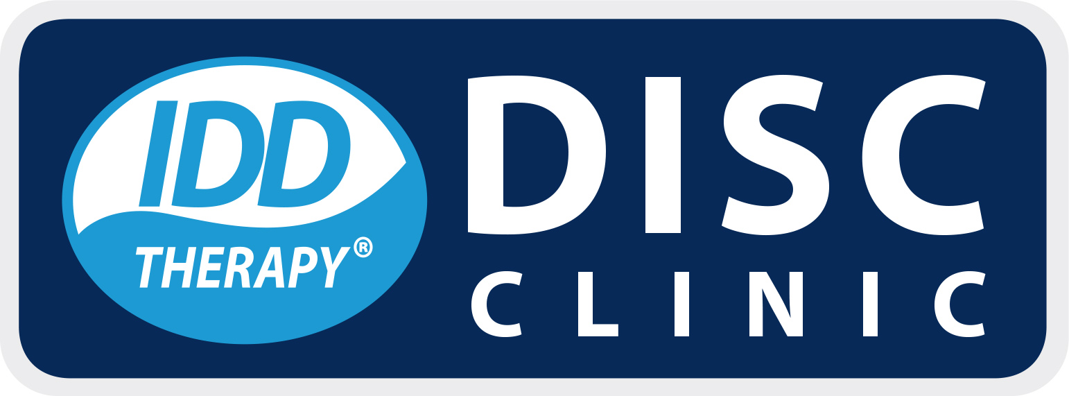 IDD Disc Clinic Logo