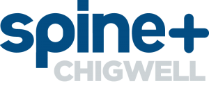 Spine Plus Chigwell Logo