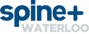 Spine Plus Waterloo Logo