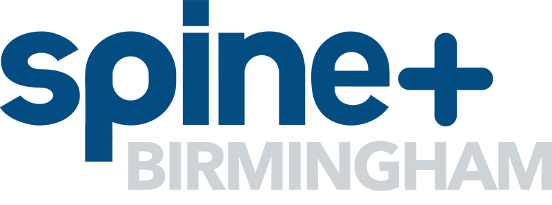Spine Plus - Birmingham logo
