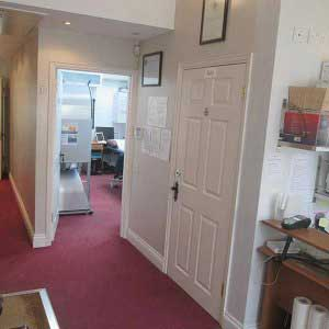 Spineplus Clinic Chigwell Interior