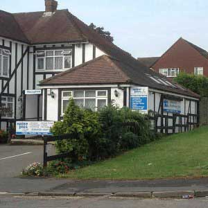 Spineplus Clinic Chigwell Outside