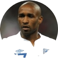 Jermain Defoe at Stratford Osteopath Clinic for Sports Massage Therapy