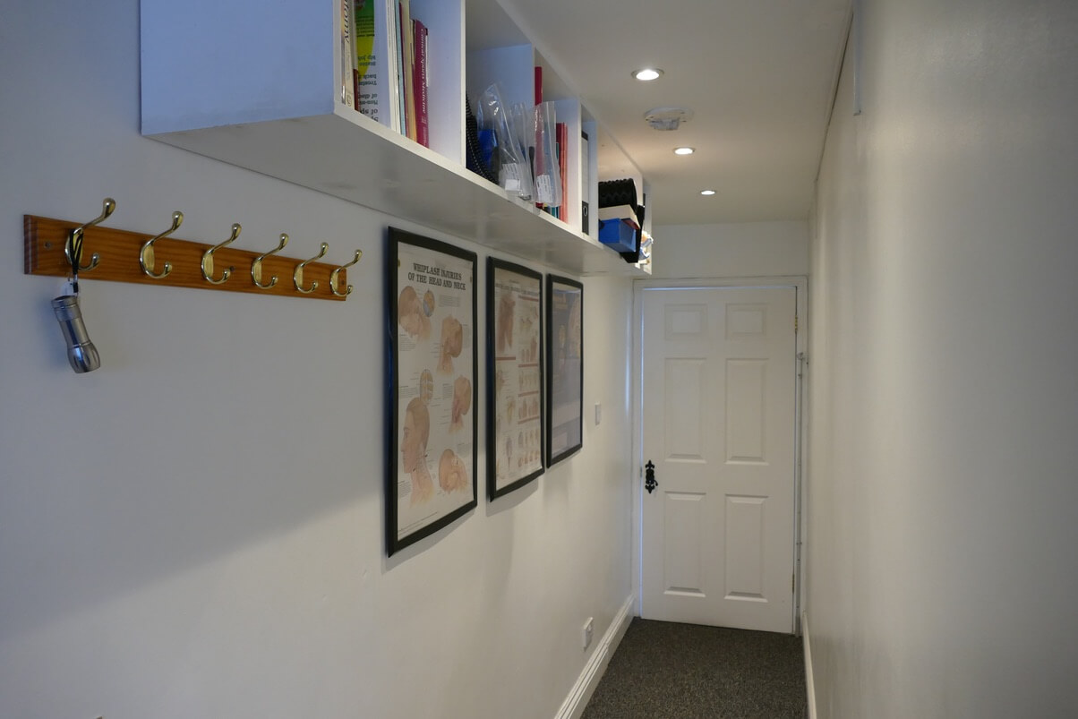 Spine Plus Osteopathy Corridor