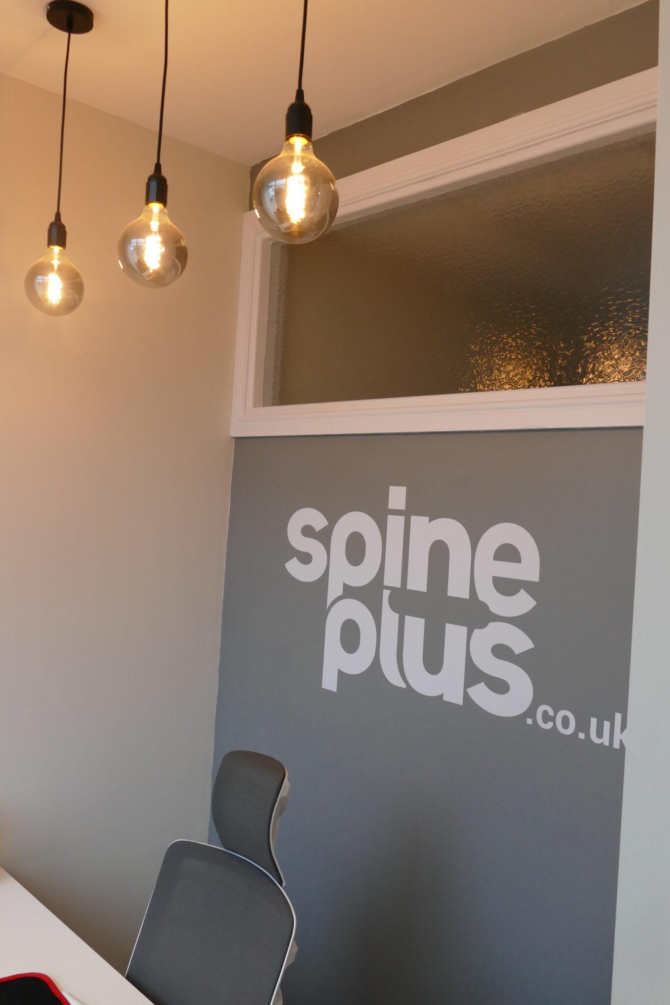Spine Plus Hornchurch receptor